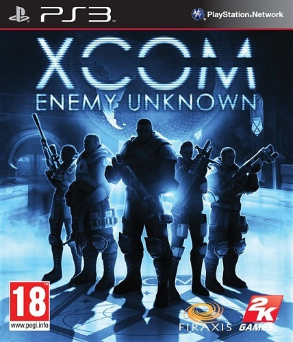 XCOM: Enemy Unknown [PS3]
