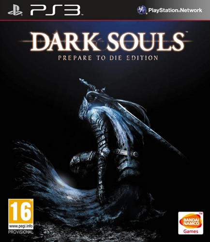 Dark Souls: Prepare To Die Edition [PS3]