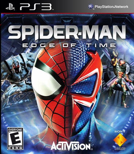 Spider-Man: Edge Of Time [PS3]