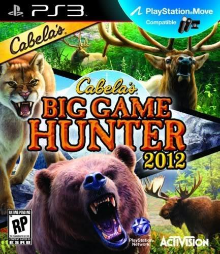 Cabela's Big Game Hunter 2012 [PS3]