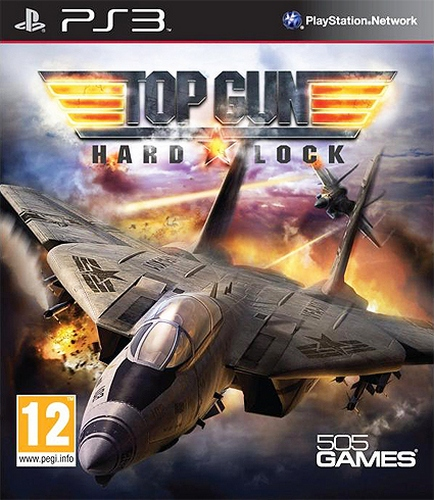 Top Gun: Hard Lock [PS3]