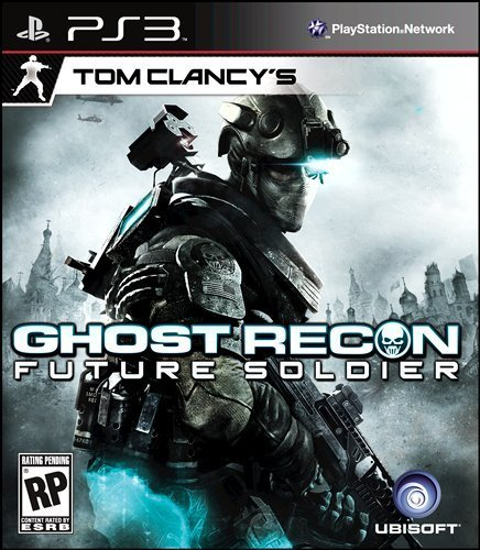 Tom Clancy's Ghost Recon: Future Soldier [PS3]