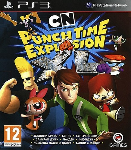 Cartoon Network: Punch Time Explosion XL [PS3]