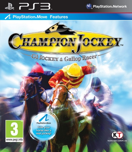 Champion Jockey G1 Jockey & Gallop Racer [PS3]
