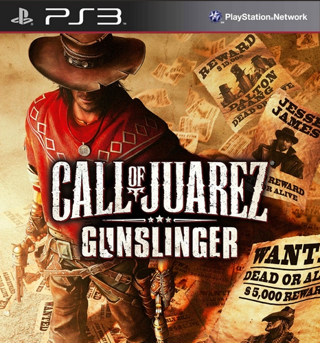 Call of Juarez: Gunslinger [PS3]