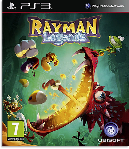 Rayman: Legends [PS3]