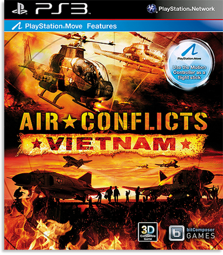 Air Conflicts: Vietnam [PS3]
