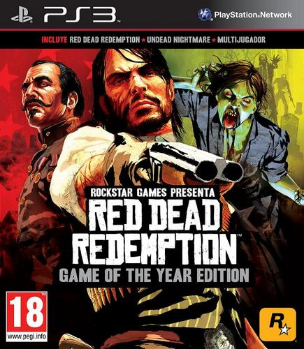 Red Dead Redemption: Game of the Year Edition [PS3]