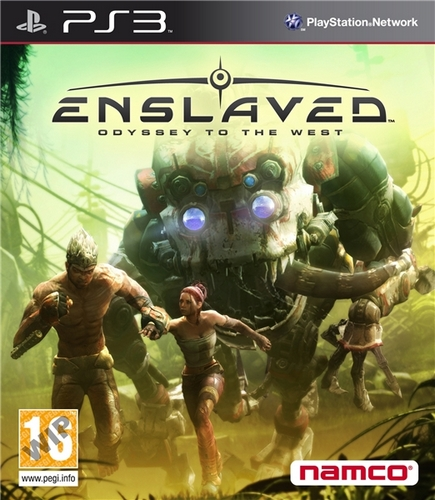 Enslaved Odyssey to the West [PS3]