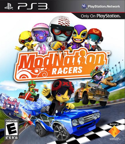 ModNation Racers [PS3]
