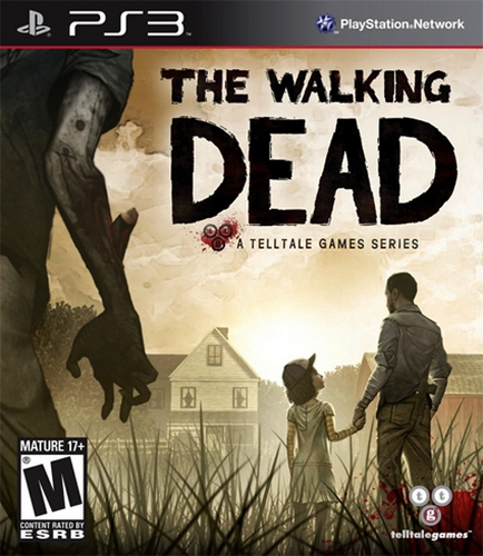 The Walking Dead - Episode 1-6 [PS3]