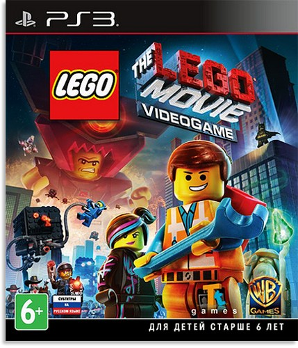 The LEGO Movie: Videogame [PS3]