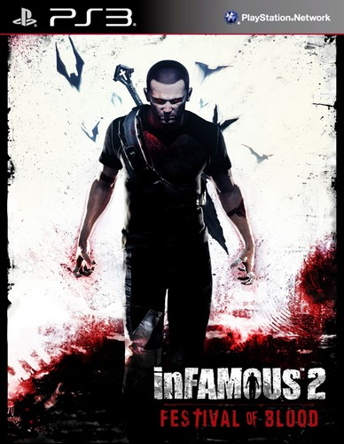 inFamous 2: Festival of Blood [PS3]
