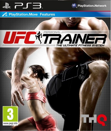UFC Personal Trainer [PS3]