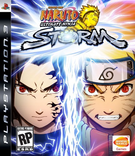 Naruto: Ultimate Ninja Storm [PS3]