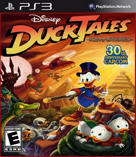 DuckTales Remastered [PS3]