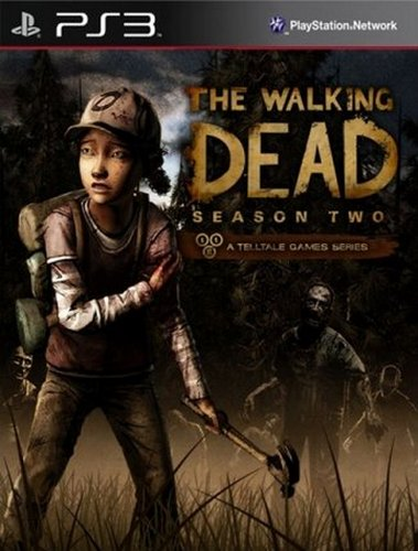 The Walking Dead: Season 2 - Episodes 1-5 [PS3]