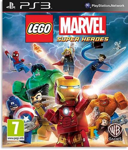 LEGO: Marvel Super Heroes [PS3]