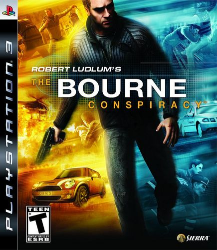 Robert Ludlum's The Bourne Conspiracy [PS3]