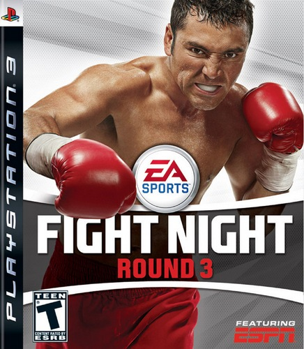 Fight Night Round 3 [PS3]