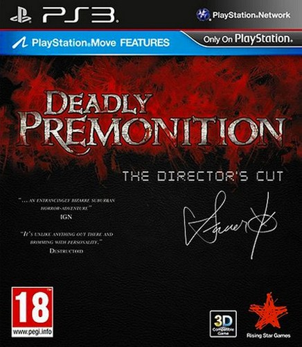 Deadly Premonition: The Director's Cut [PS3]