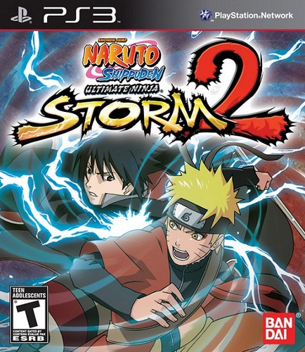 Naruto Shippuden: Ultimate Ninja Storm 2 [PS3]