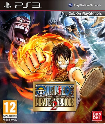One Piece: Pirate Warriors 2 [PS3]