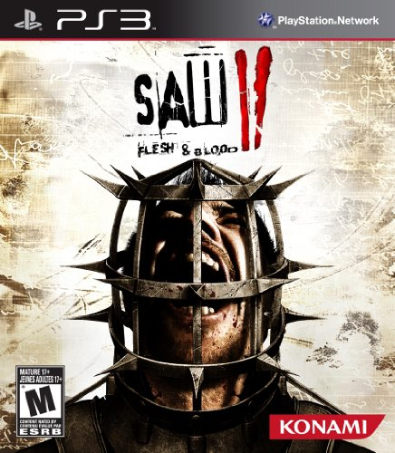 SAW 2: Flesh and Blood [PS3]