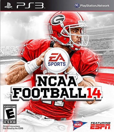 NCAA Football 14 [PS3]