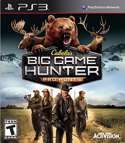 Cabela's Big Game Hunter: Pro Hunts [PS3]