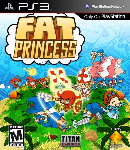 Fat Princess [PS3]