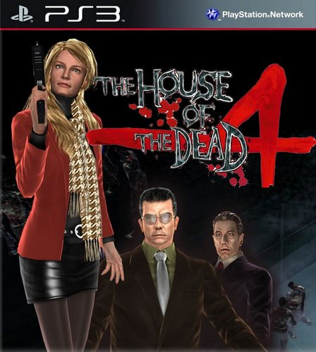 The House of the Dead 4 [PS3]