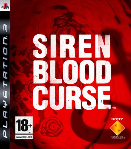 Siren: Blood Curse [PS3]