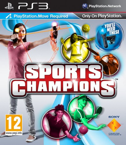 Sports Champions [PS3]