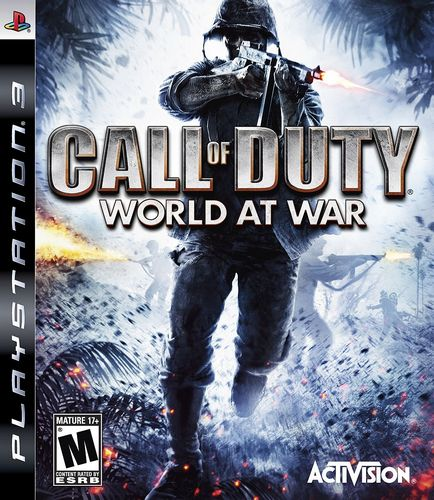 Call of Duty: World at War [PS3]