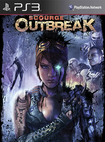 Scourge: Outbreak [PS3]