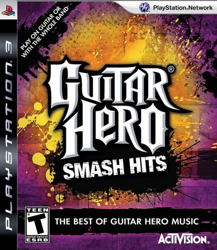 Guitar Hero: Smash Hits [PS3]