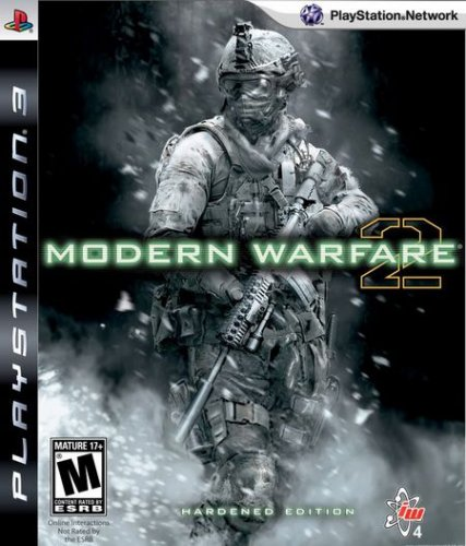 Call of Duty Modern Warfare 2 [PS3]