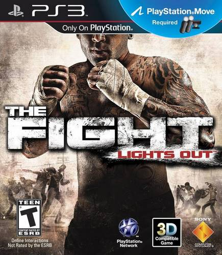 The Fight: Lights Out [PS3]