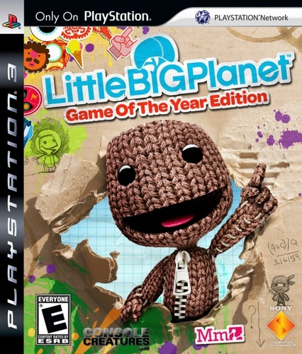 Little Big Planet: Game of The Year [PS3]