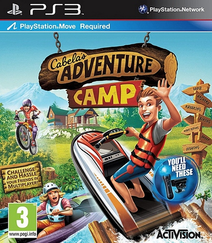 Cabela's Adventure Camp [PS3]