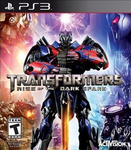 Transformers: Rise Of The Dark Spark [PS3]