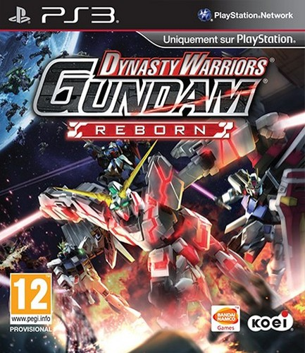 Dynasty Warriors: Gundam Reborn [PS3]