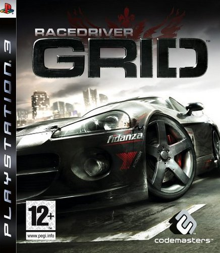 Race Driver: GRID [PS3]