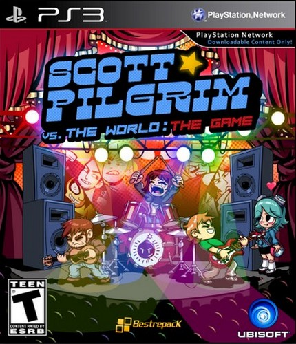 Scott Pilgrim vs. The World: The Game [PS3]