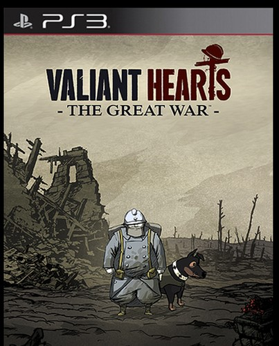 Valiant Hearts: The Great War [PS3]