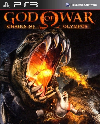 God of War: Chains of Olympus HD [PS3]