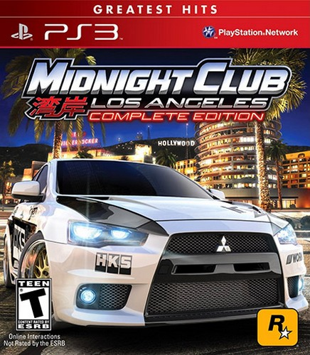 Midnight Club: Los Angeles [PS3]