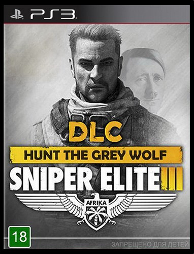 Sniper Elite 3: Hunt The Grey Wolf [PS3]