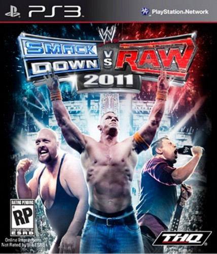 WWE SmackDown vs Raw 2011 [PS3]